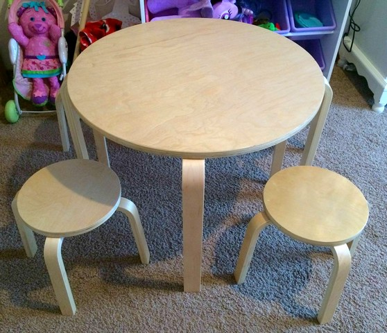 A Perfect Playspace With Guidecraft Nordic Table And