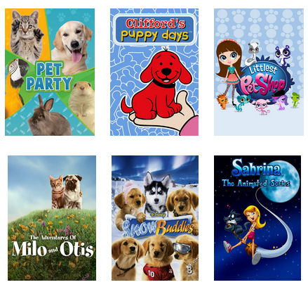 Dog movies on netflix