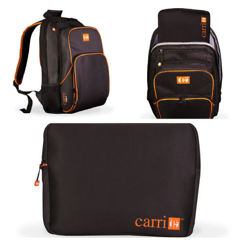 carri backpacks features