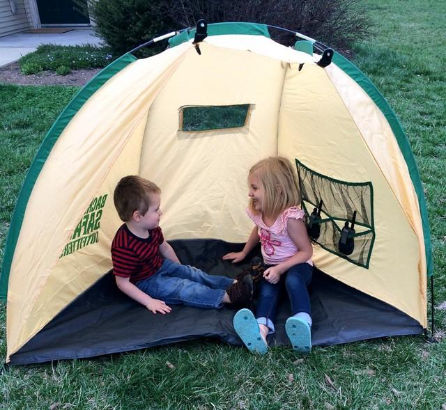 backyard hideout