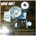 WonderMix Stand Mixer Blog Giveaway! Valued at over $379!