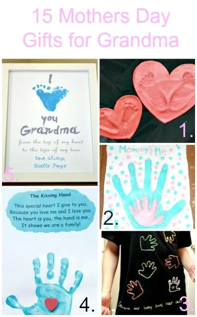 Mothers Day Gifts for Grandma 2