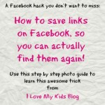 The one Facebook hack that you will LOVE!