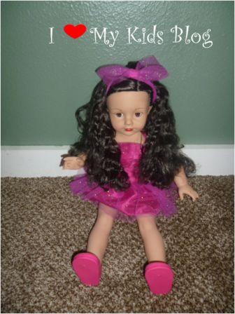 Madame Alexander 18 inch doll
