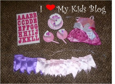 Madame Alexander party play set