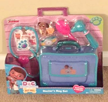 Doc McStuffins Pet Vet Doctor's Bag Set