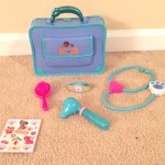 I Feel Better, So Much Better – Doc McStuffins Pet Vet Doctor's Bag Set