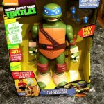Have a Cowbunga Christmas with Teenage Mutant Ninja Turtles