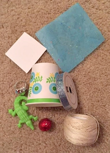 Advent Pinata Supplies