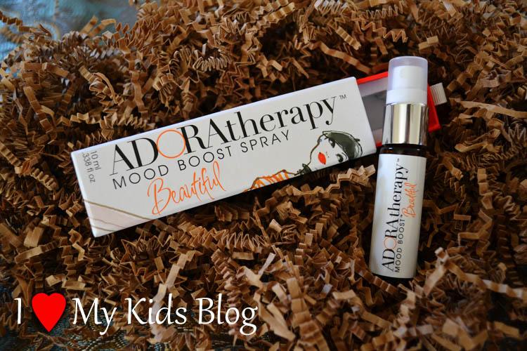 Adoratherapy Beautiful Mood Boost Spray