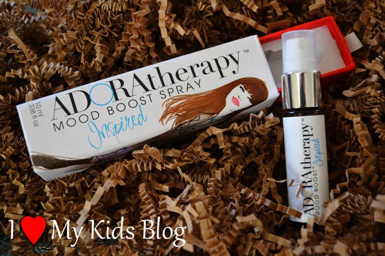 Adoratherapy Inspire Mood Boost Spray