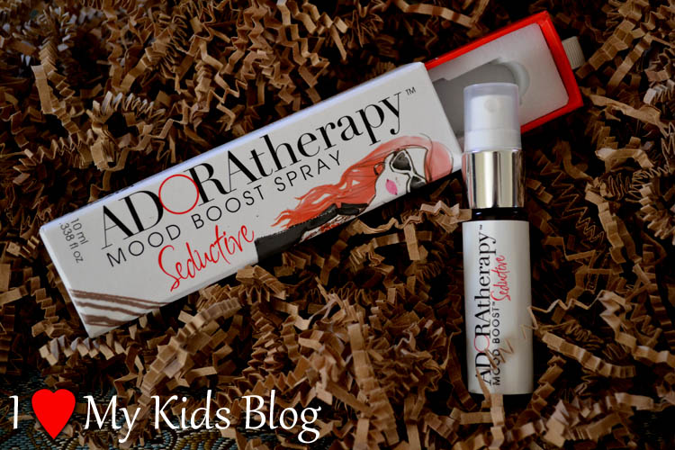 Adoratherapy Seductive Mood Boost Spray