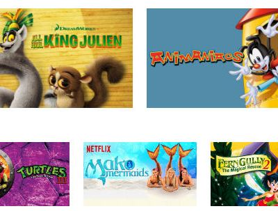 Resources on Netflix that can provide a positive message to your kids #StreamTeam