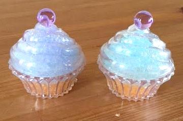 Orbeez Cupcakes