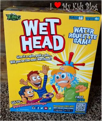Cool Off This Summer With a Game Of Wet Head!