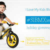 Chillafish BMXie-RS Balance Bike--perfect for your rough riders! {Review & Giveaway!}
