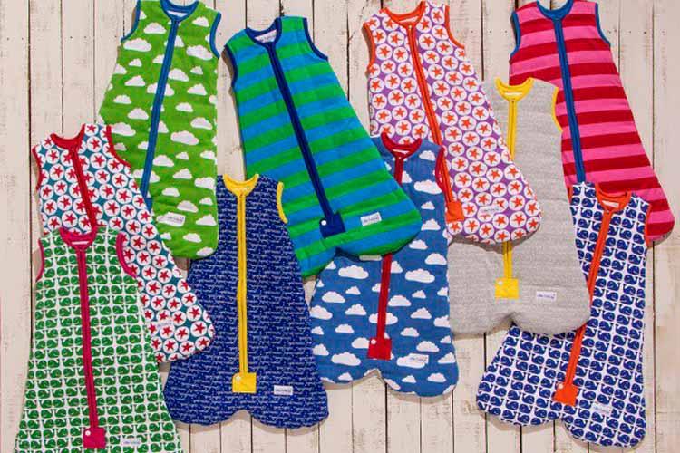Little Fishkopp Sleep Bag Patterns