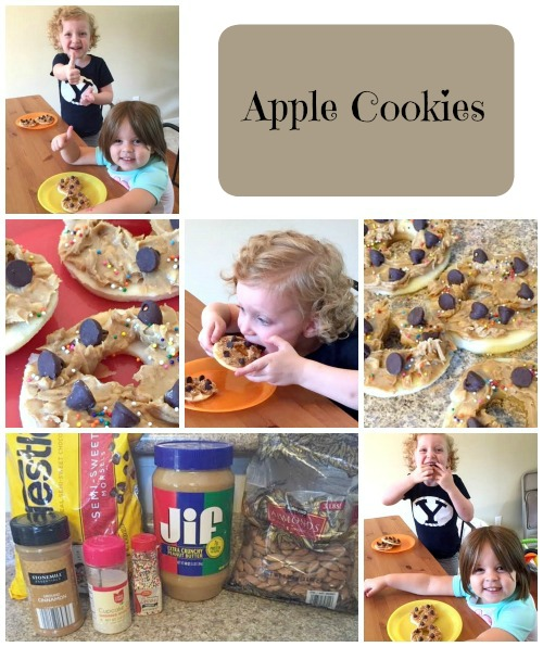 Apple Cookies  3