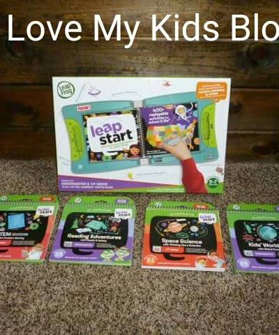 Give your child a head start with LeapStart from LeapFrog!