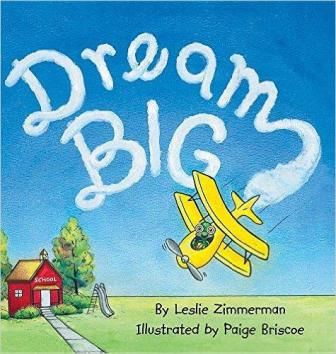 """""""Dream Big"""" with Tim the Turtle in this new children's book!"""
