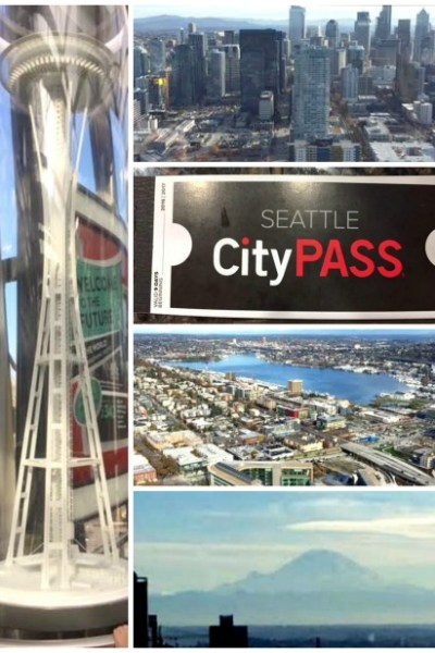 Seattle CityPASS is an easy and fun way to Explore a new City
