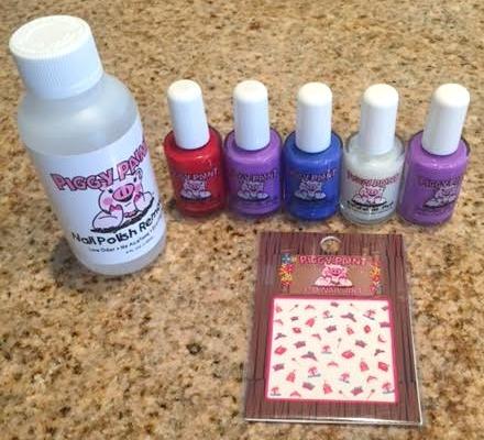 how to use sophi nail polish