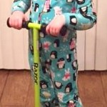 Toddlers Scoot to Happiness with the Razor Jr. T3