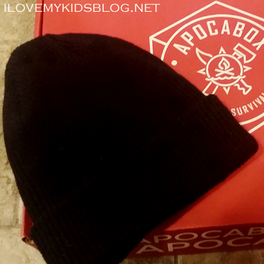 Apocabox December 2016 Virgin Wool Watch Cap