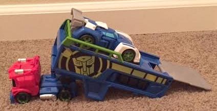 Transformers Ramp