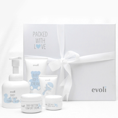 evoli Welcome Newborn Set