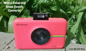 snap touch camera giveaway