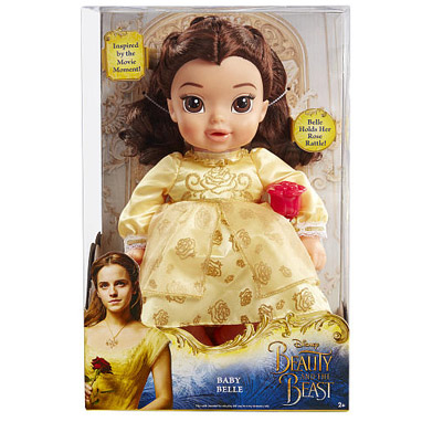 Beauty and the Beast Baby Belle