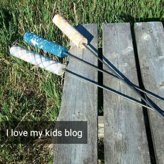DIY Roasting Sticks