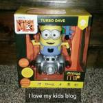 New Minion Toy-Turbo Dave by WowWee Company