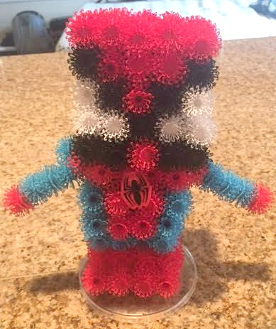 Bunchems Spiderman