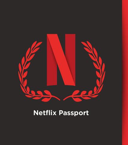 Netflix passport