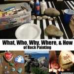 The What, Who, Why, Where, & How of Rock Painting