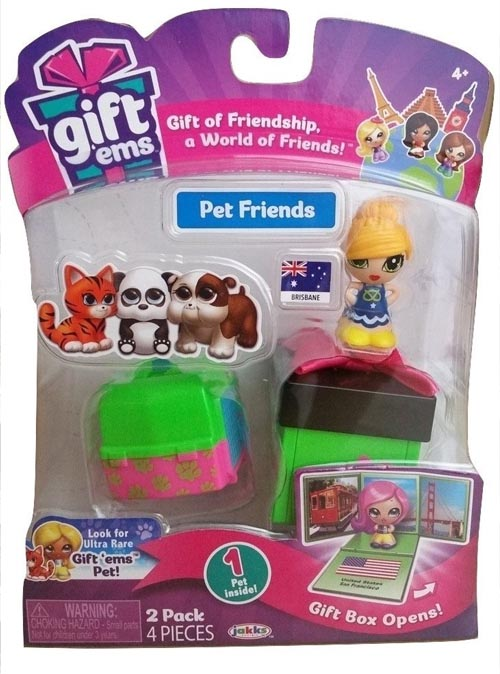 Gift'ems Pet Friends
