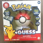 The Perfect Christmas Gift for any Pokemon Fan; Pokemon Trainer Guess Game