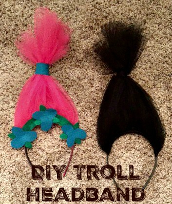 Troll-Headbands-DIY