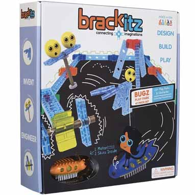 2017 Holiday Gift Guide for Children 5 to 7 - brackitz