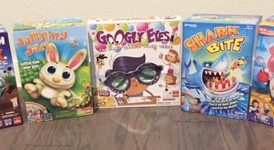 Four Games That are Sure to Bring a Smile to Your Family and Make for the Best Game Nights; Goliath Games