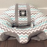 Hugaboo is the Comfy way to Teach Your Baby to Sit Up