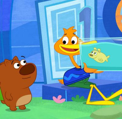 Watch P. King Duckling on Netflix streaming now! (Plus enter to win 3×$25 Target Gift Card giveaway!)