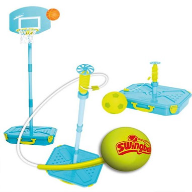 2017 Holiday Gift Guide for Children 5 to 7 - 3-in-1 Swingball Set