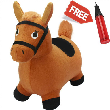 2017 Pre-K Holiday Gift Guide Hopping Horse