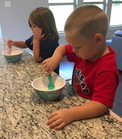 how to make homemade floam