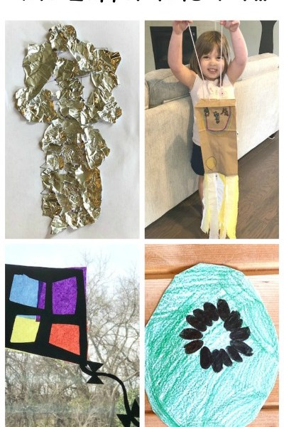 K is for Key, Kite and Kiwi: Preschool Activities for the Letter K