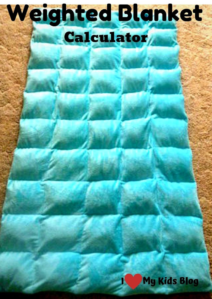 Free Custom Weighted Blanket Calculator