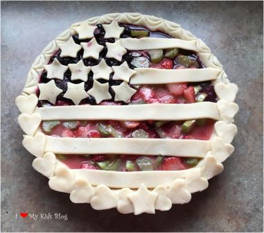 Beautiful pies fall icing tip